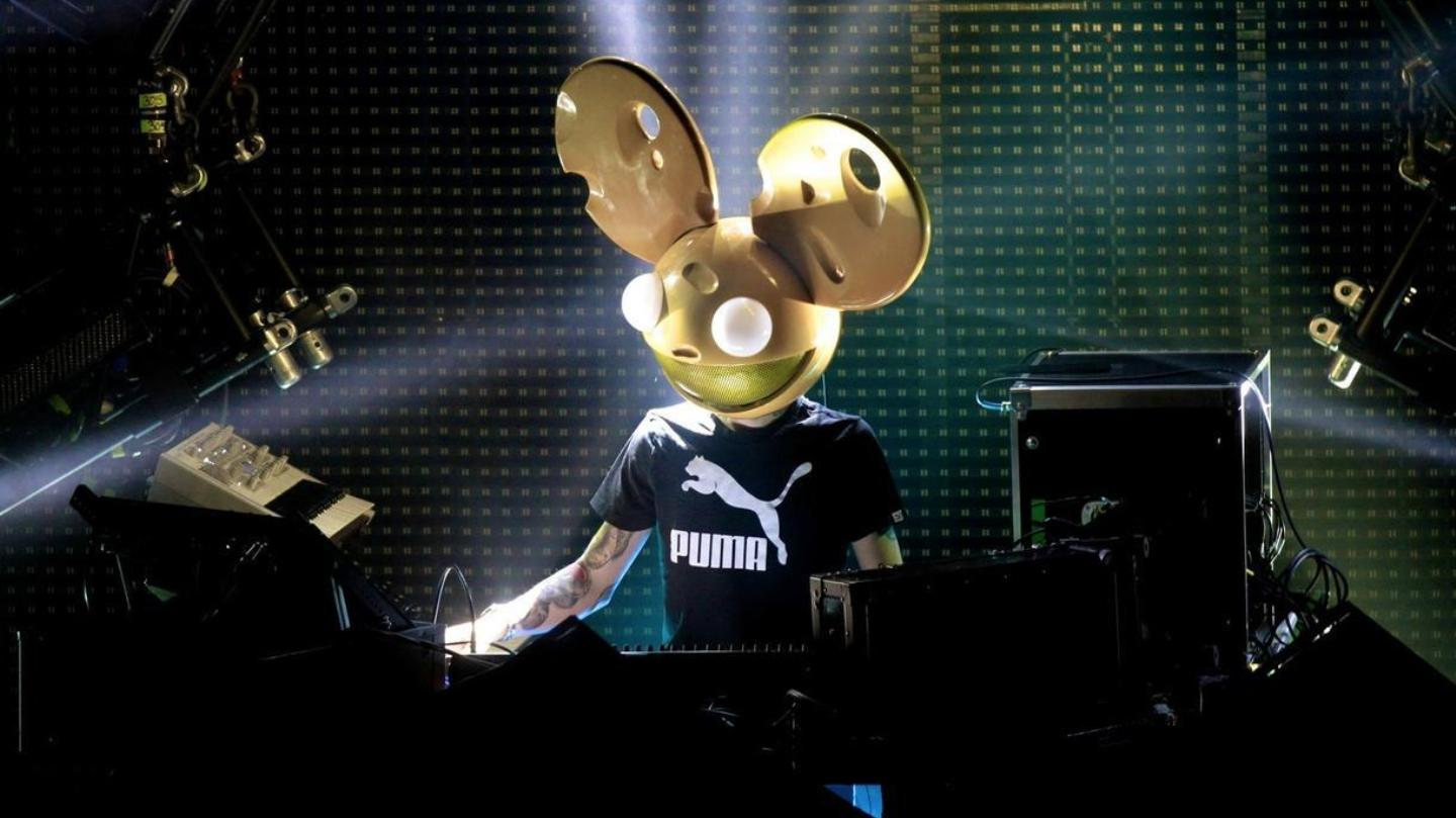 ¿Deadmau5 en el Corona Capital?