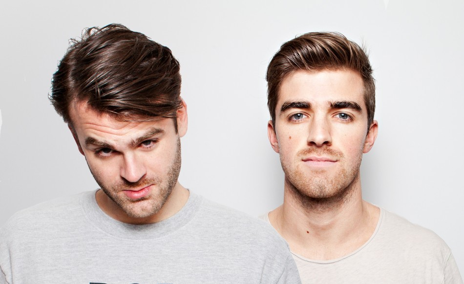 The Chainsmokers presentan