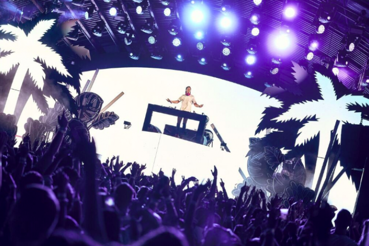 Kygo's opening show went off in tropical house style last night at Ushuaïa Ibiza