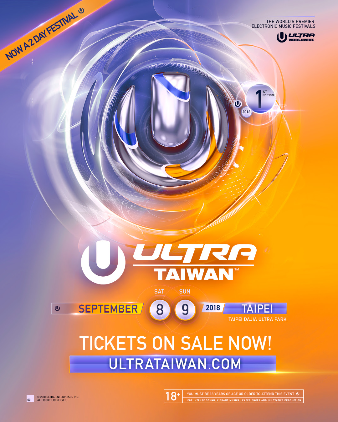 Ultra Worldwide Announces Taiwanese Expansion