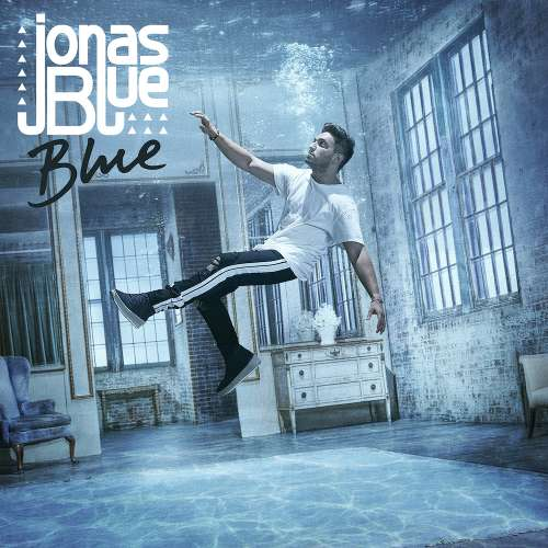 "Jonas Blue estrenó su álbum debut ""BLUE"""