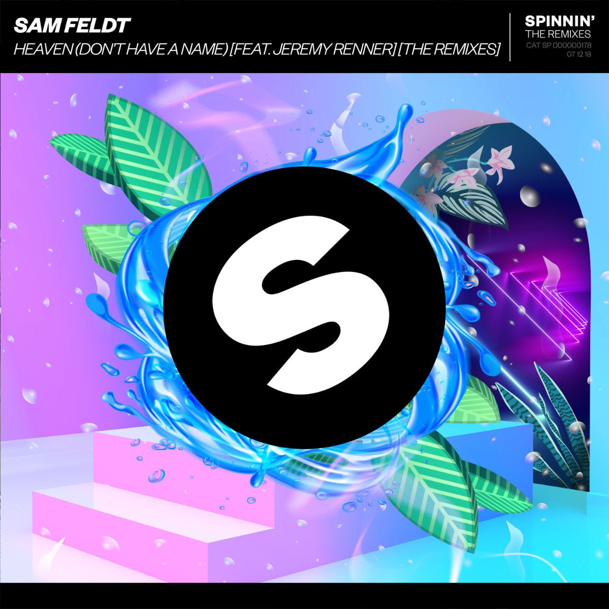 """Heaven"" de Sam Feldt y Jeremy Renner (Don't Have A Name) recibe nuevos remixes de Dastic y SLVR"
