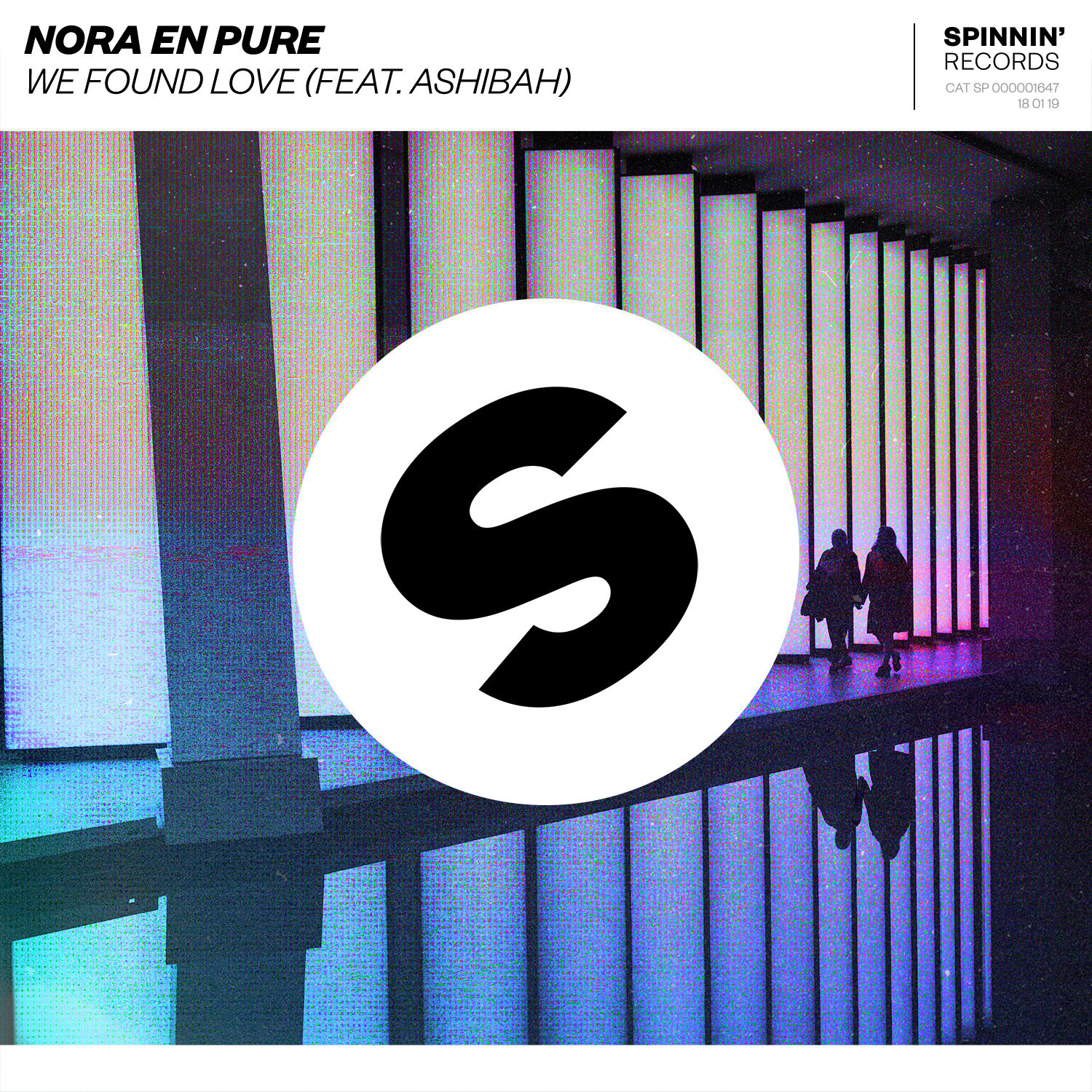 Nora En Pure se unió con Ashibah para 'We found love'