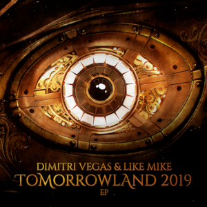 Dimitri Vegas & Like Mike regresan con un track monumental de 12 pistas en Tomorrowland como el EP As Tear Through Summer 2019.