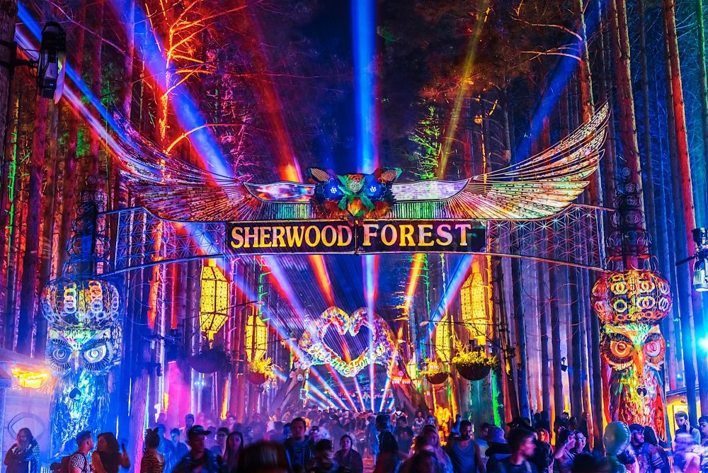 🚨Electric Forest queda oficialmente cancelado 😭