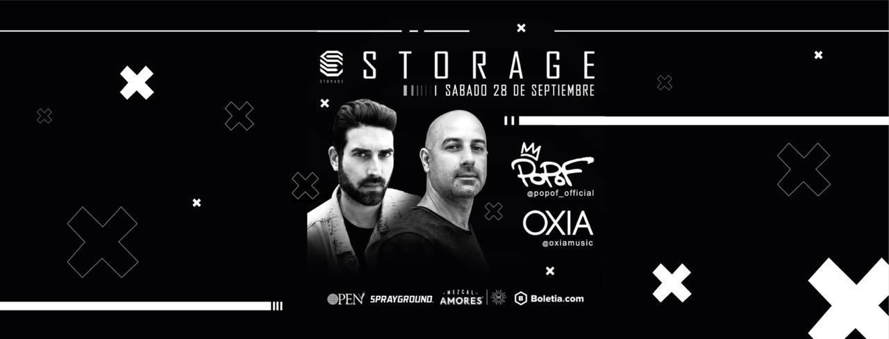 Popof + Oxia at Stogare