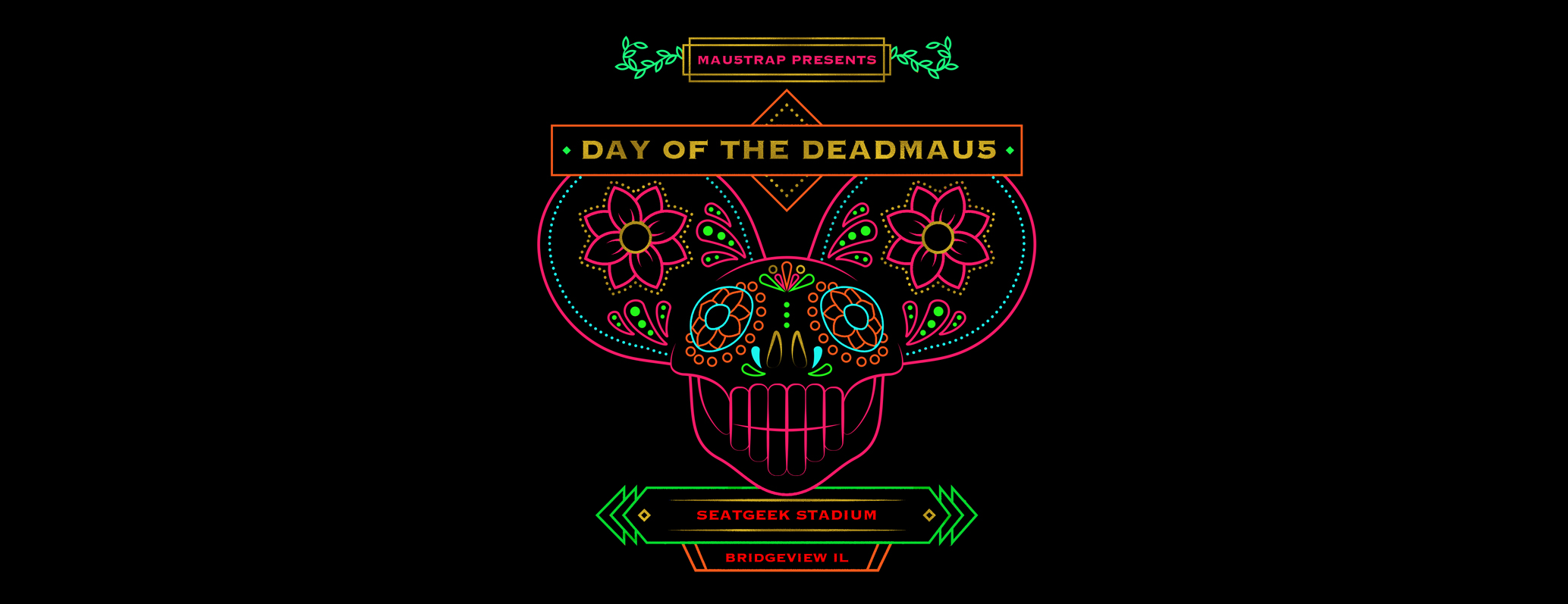 Deadmau5 - The Day Of The Deadmau5